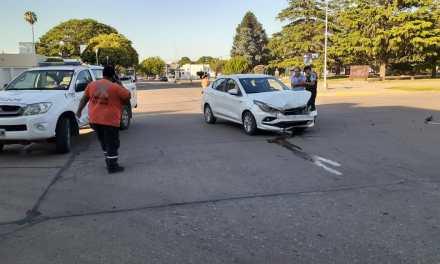 Accidente de tránsito en General Deheza