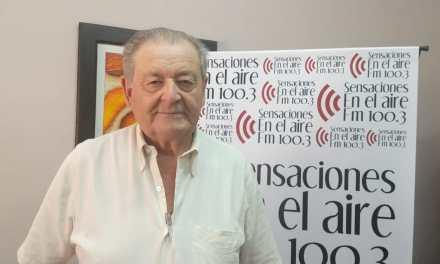 Entrega de bolsón navideño en el Centro de Jubilados y Pensionados de Gral. Cabrera