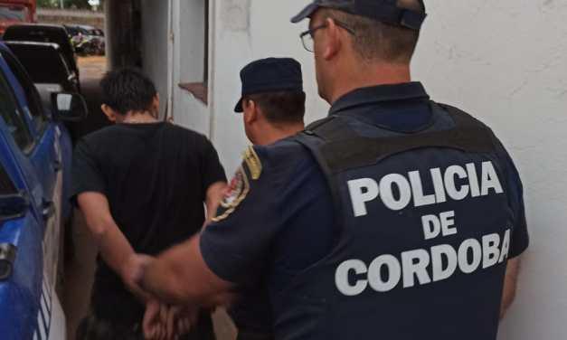 Jovenes de Cabrera y Río Cuarto detenidos por robar en Las Perdices