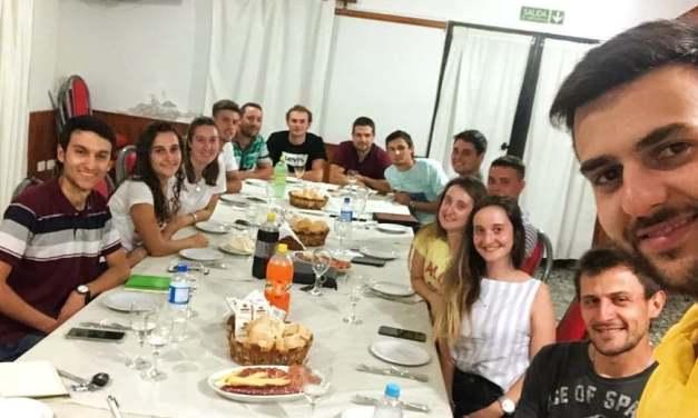La Juventud Mateo Barra ya comenzó con sus reuniones mensuales en este 2020