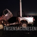 Accidente en el retorno de Elena
