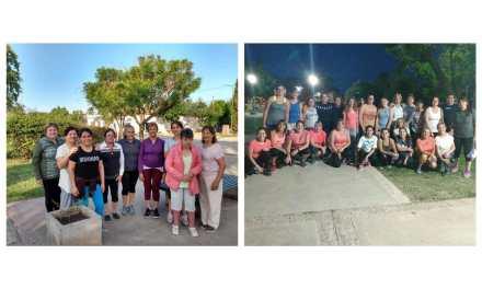 EXCELENTE COMIENZO PARA » EL CLUB DEL CAMINANTE»