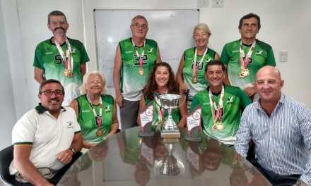 El Intendente recibió a los Campeones de Newcom en las Olimpíadas interpileteras