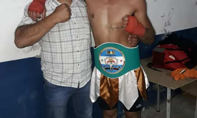 BOXEO – El cabrerense Gaspár Fernandez en busca de su sueño en Buenos Aires