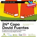 A horas de la 24° edición de la Copa David Fuentes en General Cabrera