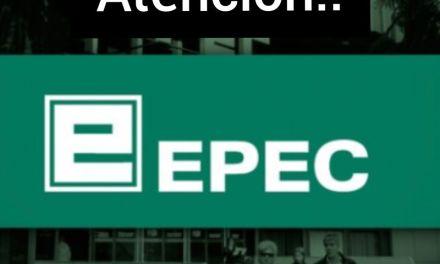 Vuelve la atención presencial en EPEC, con turnos previos