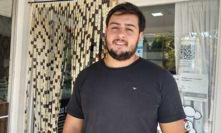 Maxi Olguín será  formador de Rugby Infantil