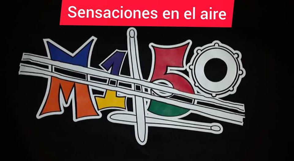 CEPEA La Posta: Donaron una batería para el taller de percusión… Además la M1L50 hoy estrena vídeo en las redes
