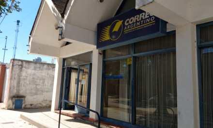 CABRERA: Se puede pagar en efectivo factura de luz en Correo Argentino