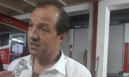 Jefe de Bomberos: «No maltratamos a nadie»