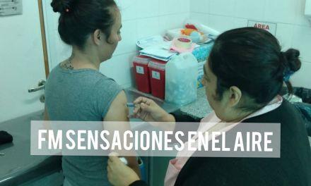Comenzó la vacunación antigripal para embarazadas y niños de 6 meses a dos años
