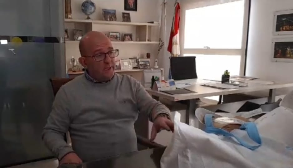 No pueden ingresar a la ciudad quienes vengan de Córdoba,  solo tienen permiso los afectados al rubro alimentos,salud y combustibles