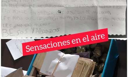 Tiempos difíciles: En medio del aislamiento, Felipe donó sus ahorros para el Gereátrico