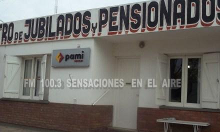 El centro de jubilados abrió sus puertas sólo para administración