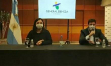 DEHEZA: 190 personas aisladas y 17 hisopados vinculados a los 2 casos conocidos hoy