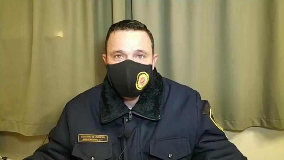 Deheza – El Comisario Luciano Audero brindó la información policial del fin de semana