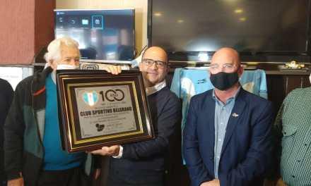 100 años del Club Belgrano