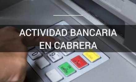 Conoce como están trabajando los Bancos de la ciudad