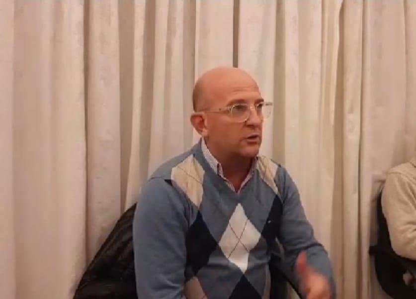 Marcos Carasso Intendente y Presidente de la UCR Provincial