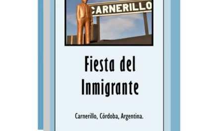 Este año tendrá una edición especial la Fiesta Provincial del Inmigrante