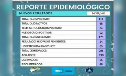 Carnerillo: Situación epidemiológica