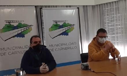 Carnerillo: El Intendente actualizo información epimediologica