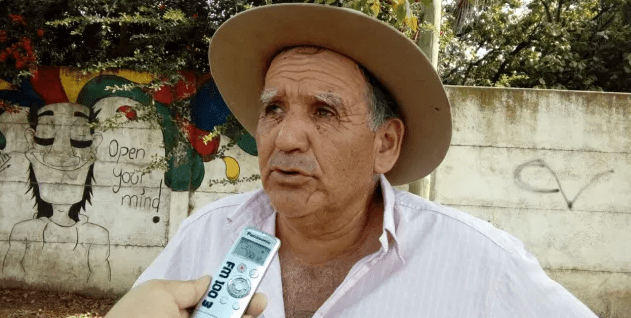 Jorge Albelo – con Ibuprofeno nebulizable se recuperó de Covid