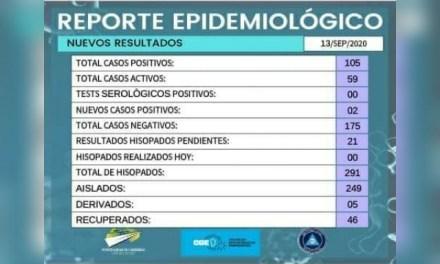 Carnerillo: Reporte epidemiológico