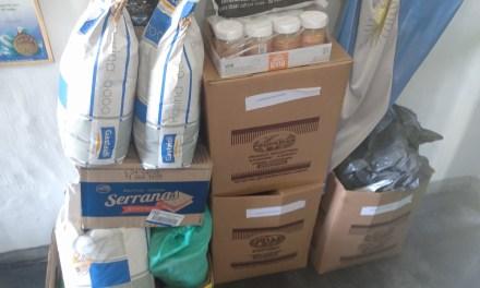 1.000 kilos de alimentos – Cabrera Solidaria viajará en Diciembre para llevar lo recaudado