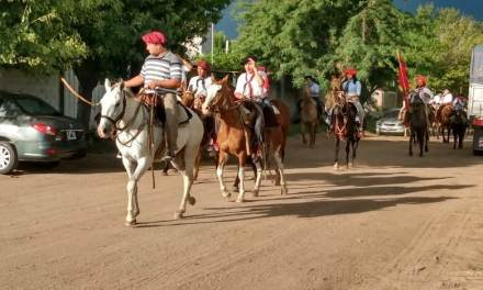 Primera caravana al Gauchito Gil