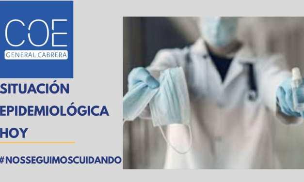 Situación epidemiológica domingo 17 de enero