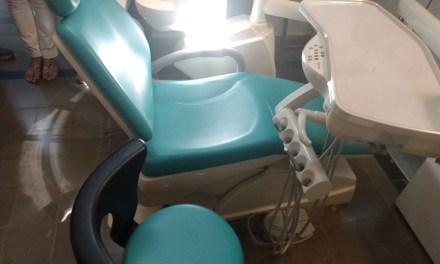 Presentaron el nuevo sillón odontológico para el Hospital Municipal Amaro E. Sastre