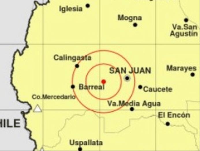 Después del movimiento sísmico en San Juan conocemos más del tema