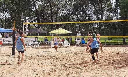 Beachvolley Copa Región del Maní