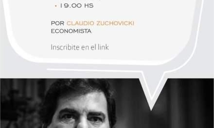Charla libre y gratuita sobre «Análisis de la economía actual»