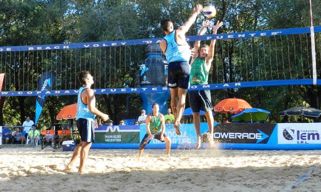 El Beach Voley se juega el 15 de Febrero Copa Región del Maní