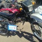 HURTO DE MOTOCICLETA Y POSTERIOR SECUESTRO POR HALLAZGO