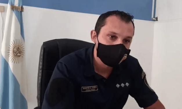 Informe policial del fin de semana