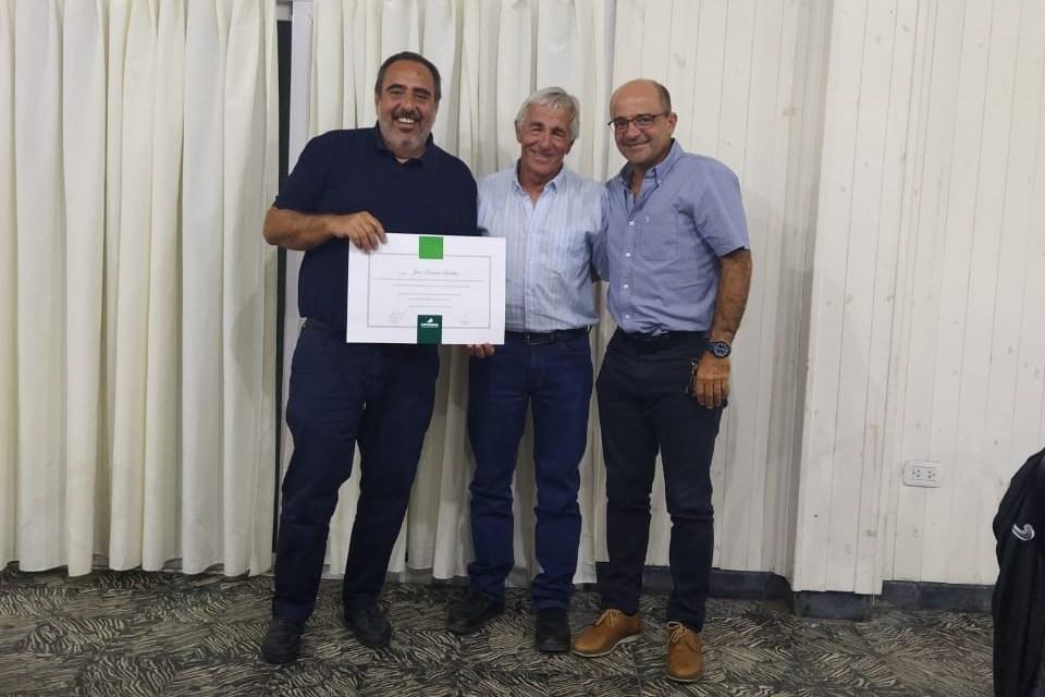 Rubén Borgogno fue reelegido presidente de Cotagro