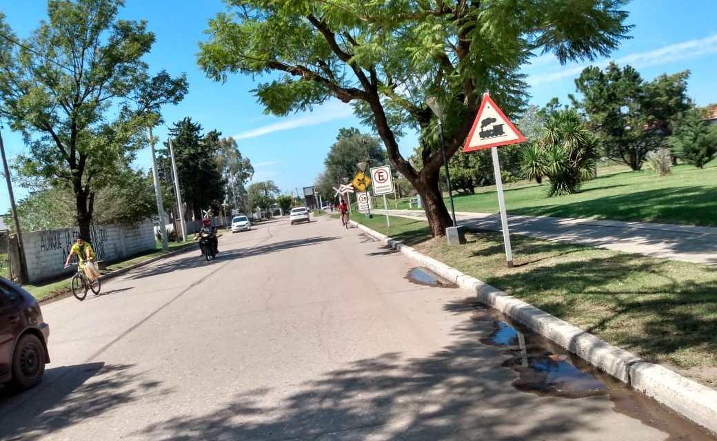 Tránsito – Nuevas señalizaciones en distintos sectores de la ciudad
