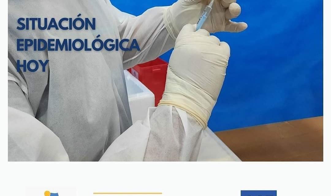 Cabrera: Situación epidemiológica 22 de Marzo