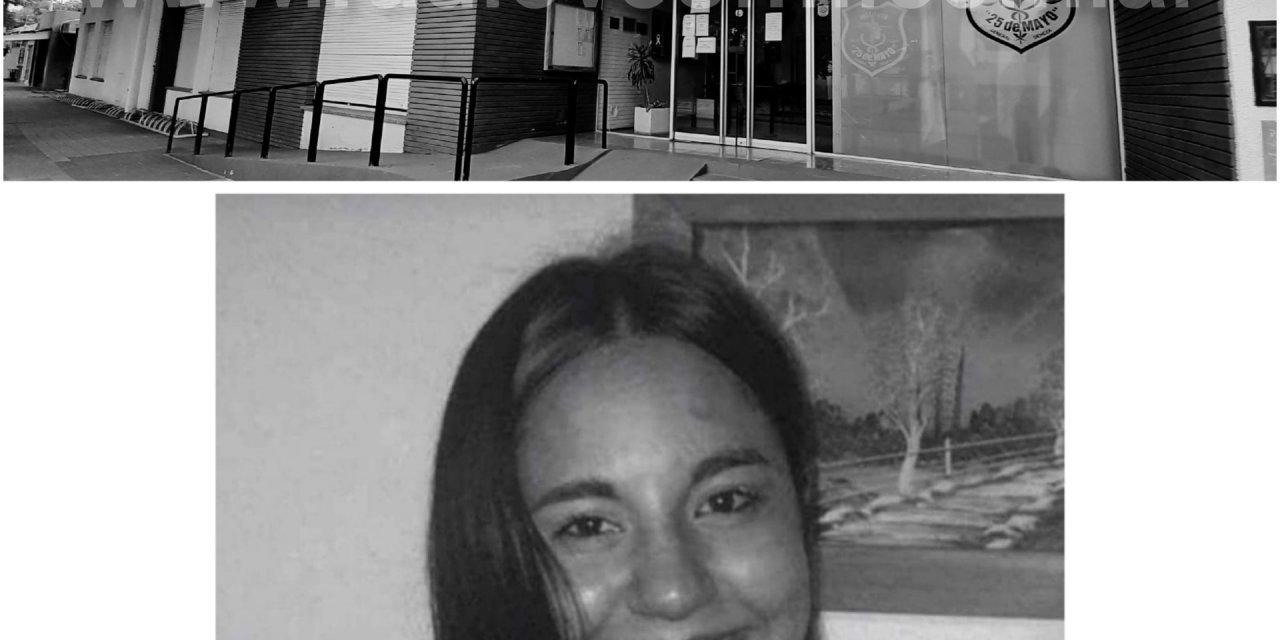 Deheza: Falleció Milagros Centeno (15) la jóven que se accidentó el pasado sábado