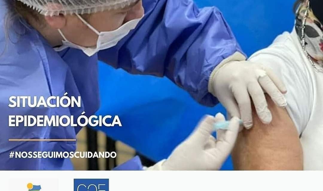 Situación epidemiologica – 11 nuevos casos