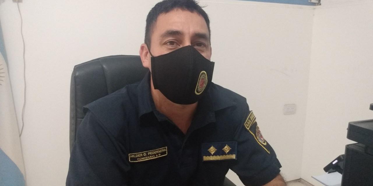 Fin de semana con poca actividad policial