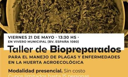 2° taller del Pro-Huerta – «Biopreparados»