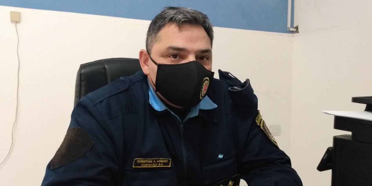 Policial – 40 actas labradas, 7 aprehendidos y dos motos secuestradas