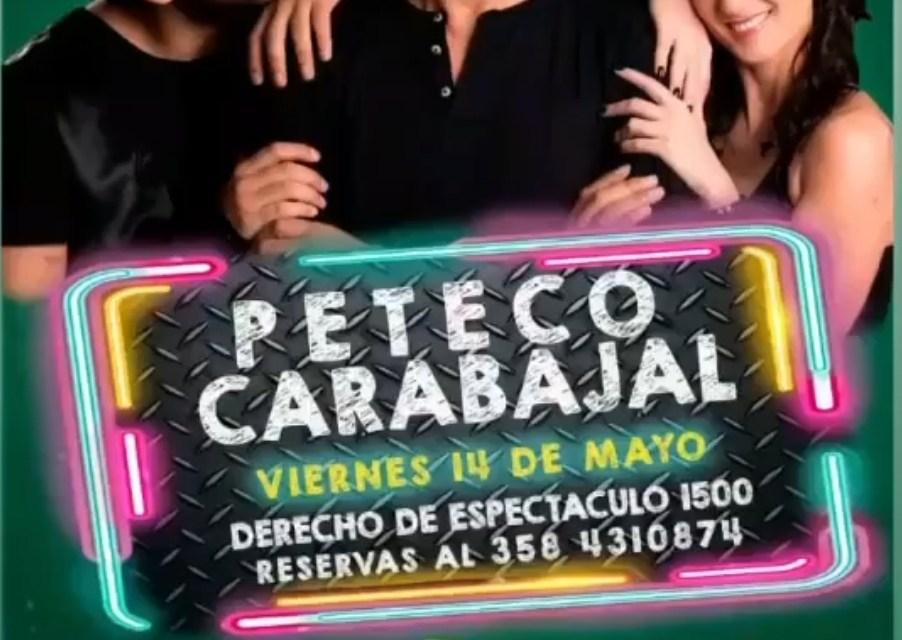 Atahualpa, mañana con conferencia de prensa anuncia  la actuación de Peteco Carabajal