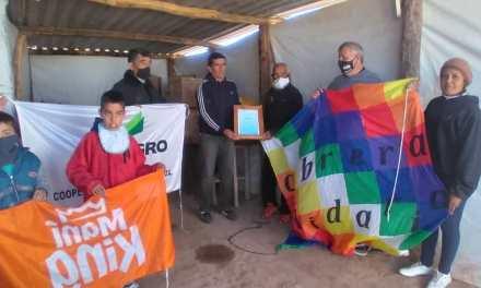 Viaje movilizador – Cabrera Solidaria viajó y ya entregó las donaciones en el Lote 52