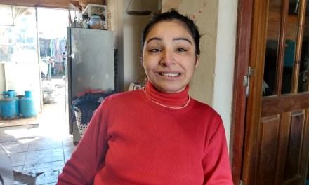 «Estoy cumpliendo un sueño», dijo Juli Díaz
