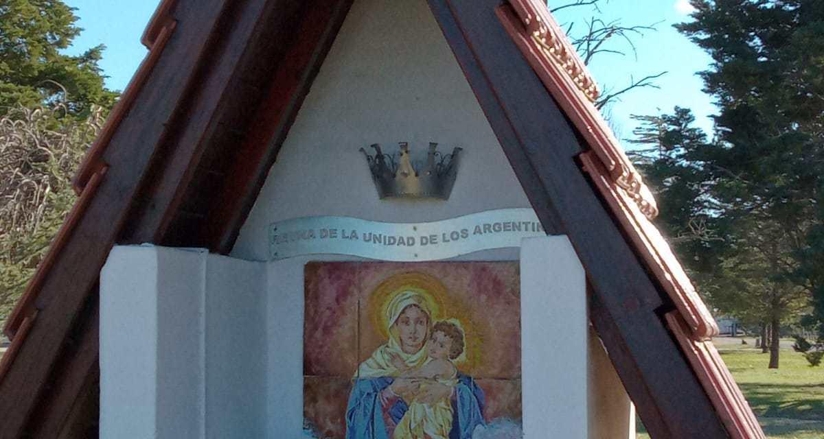 Se cumplen 20 años de la Ermita de Schoenstatt ubicada en el ingreso del IPEA 291